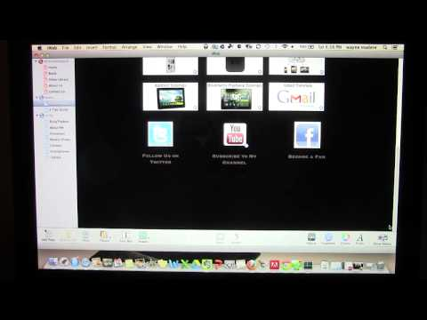 How to Add Google Ads (Adsense) in iWeb Manually (Posted 3/16/13)​​​ | H2TechVideos​​​