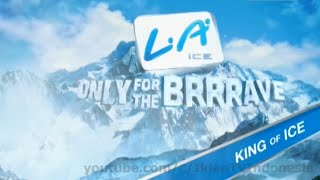 Iklan Rokok L A Ice Only For The Brrrave King Of Ice