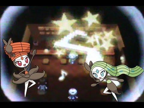 Pokémon GameStop Event: Meloetta