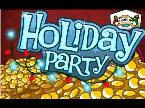 Club Penguin Christmas Party 2013 Cheats & Tips