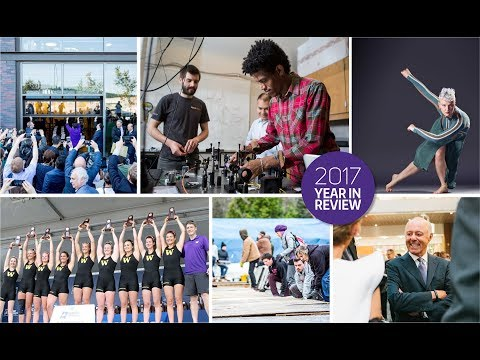 UW's 2017: A year of innovation, access and impact