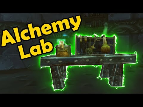 The Brief History of Alchemy Labs - WCmini Facts