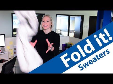 Fold it! Ep. Sweaters