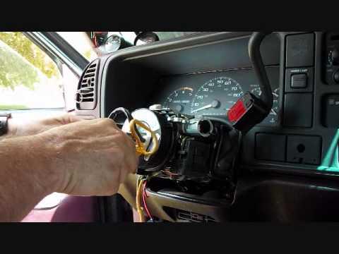 GM Steering wheel radio controls RPO UK3