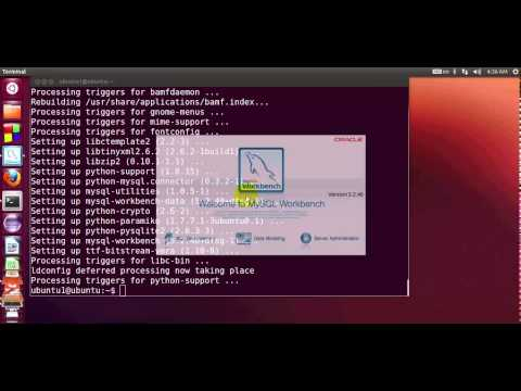 How to install MySQL Workbench on Ubuntu