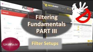 Betaflight & FlightOne: Filtering Fundamentals Part II - Why we need