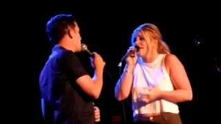 Scotty McCreery with Lauren Alaina - I Told You So 6/10/15