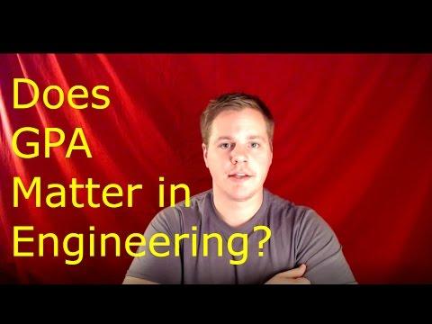 Does GPA Matter in Engineering?