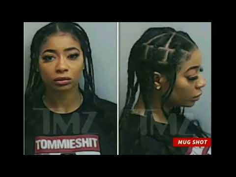 Tommie Lee of Love & Hip Hop  OFFICIALLY CHARGED