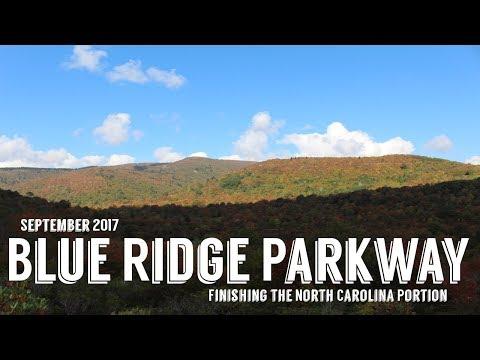 Blue Ridge Parkway | September 2017 | Wandering Around In Wonder
