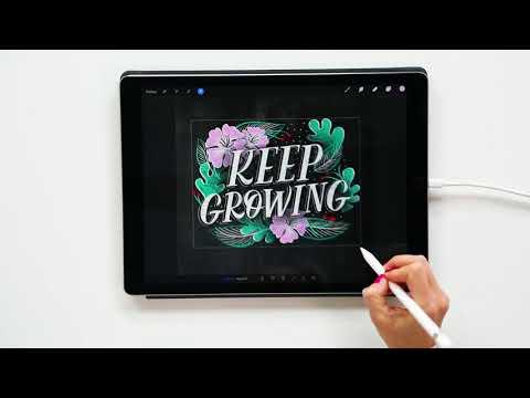 iPad Illustration in Procreate Online Class