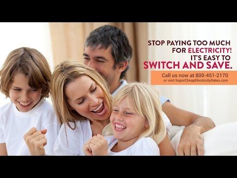 Cheap Electric Companies In Houston TX - Call 800-451-2170