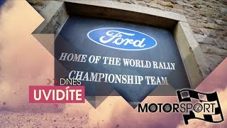 Motorsport 2018 - 4.díl - M-Sport [ENGLISH SUBTITLES]