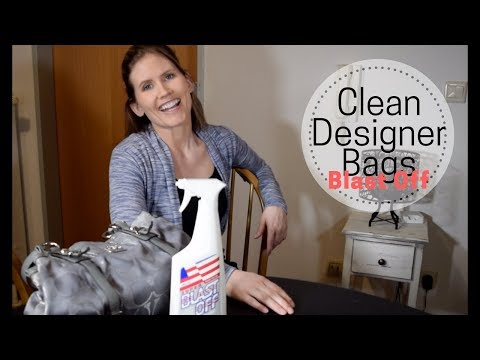 How to Clean Designer Handbags