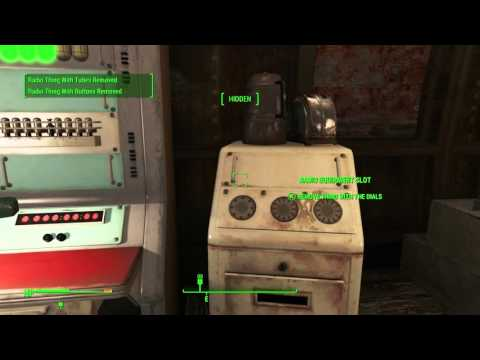 Fallout 4 Fix The Radio