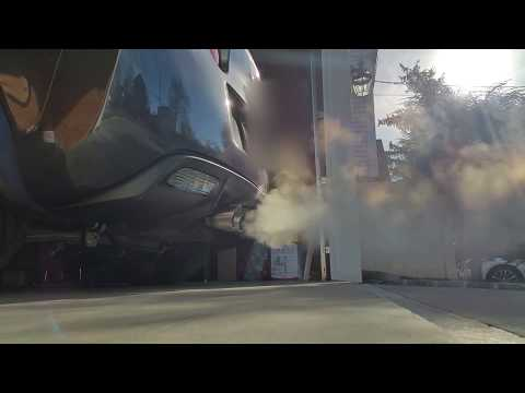 800 HP Boosted Corvette Cold-Start with Cam Chop and Blower Whine