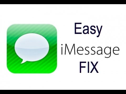 iMessage and FaceTime fix for iPhone 6, 7, 8 and X 100% working and easy
