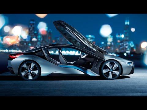 BMW i8 - Super Cool Sachin Tendulkar's Sports Car