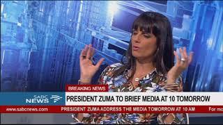 Prof. Kondlo shares his views on Zuma