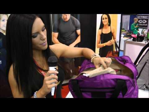 FitMark Bags @ Toronto Super Show