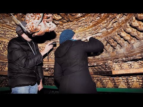Fan of the Chinese art: Doing conservation work at the Forbidden City for ten years