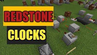 Redstone Clocks Videos - votube net