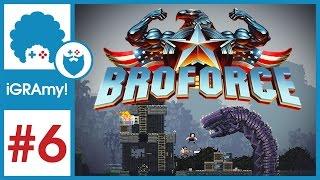broforce alien infestation update download