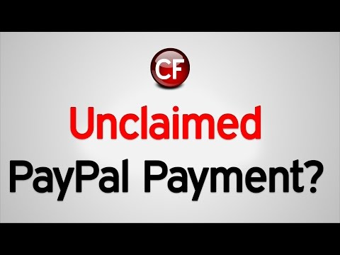 Unclaimed PayPal Payment on eBay - How to fix?