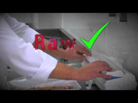 Food safety coaching (Part 4): Keeping foods covered