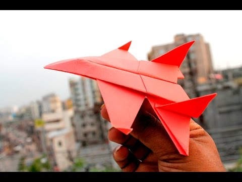 3 Awesome PAPER PLANES Making Tricks