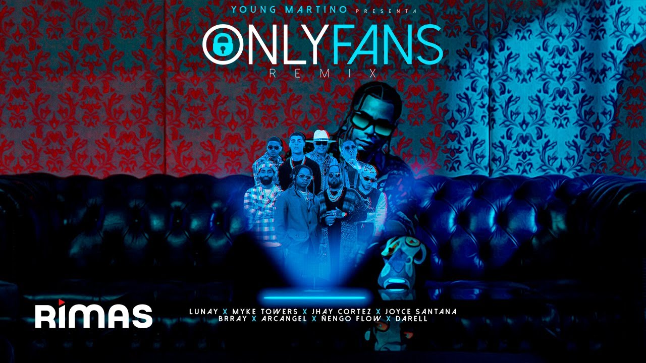 Only Fans Remix (Audio Oficial) - Lunay, Myke Towers, Jhay Cortez, Arcangel, Darell, Brray...