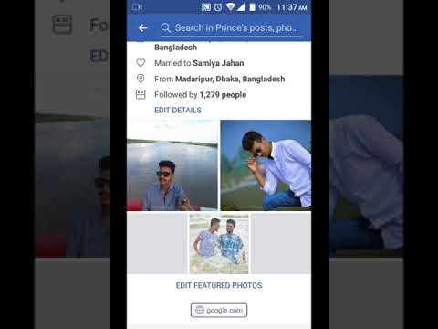 facebook url link change