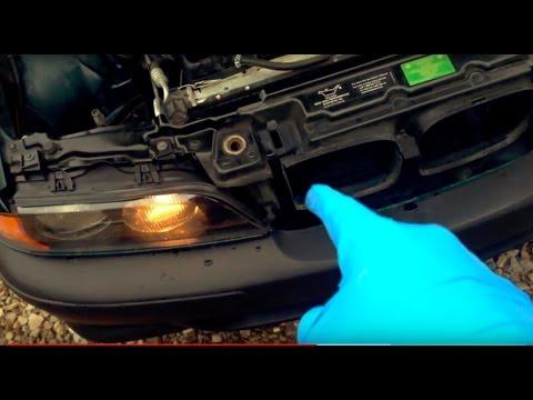 BMW E38 E39 AUX Electric Fan Not Working Diagnostics