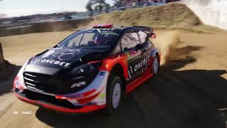 WRC 2017 - DJI Aerial Clip: Vodafone Rally de Portugal
