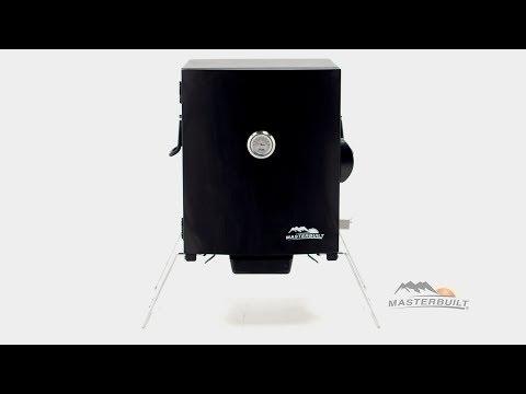 Masterbuilt Portable Electric Smoker: Features