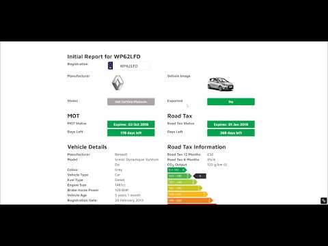 Vehicle Check - CarVeto Car History Check - Get a Free Car Check Instantly