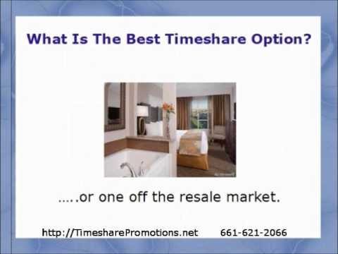 What Is The Best Timeshare Option for Me and My Family?