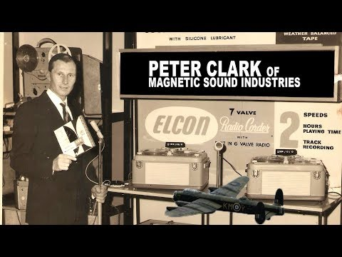 Peter Clark of Magnetic Sound Industries