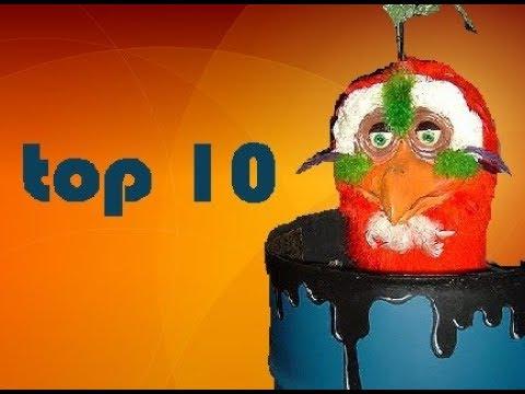 Top 10 animatronics birds CEC/RAE