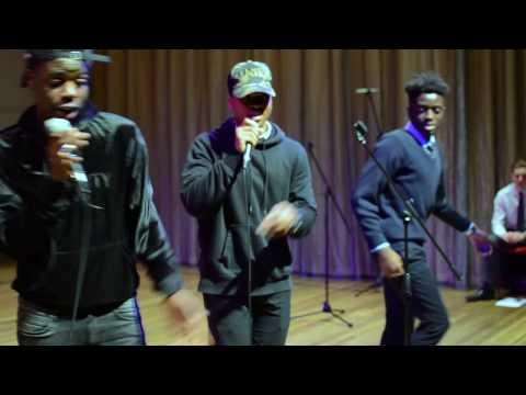 Dee Lo x Jason Black x AceMilli - Dartford Grammar School Talent Show 2016