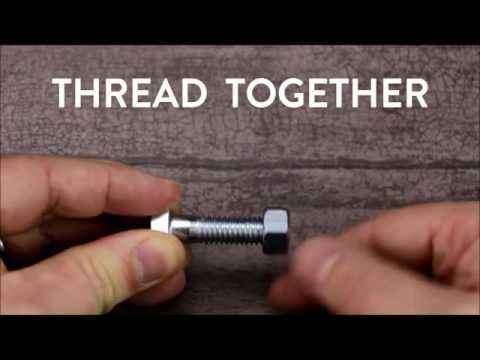 Alternative if You Don't Have Wrenches to Unscrew Bolt and Nuts