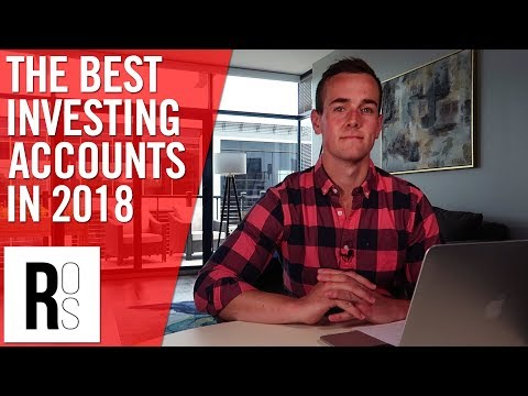 Top 3 Investing Accounts For 2018! 💸 (STOCK BROKERS FOR BEGINNERS)
