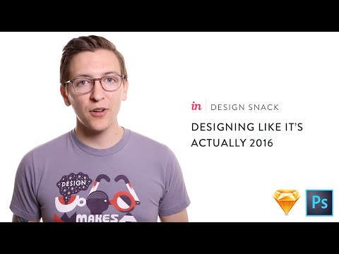 How to save time in Sketch with the new Craft plugin - InVision Design Snack #13