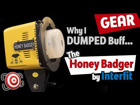 The Honey Badger by Interfit Photographic: I was WRONG about the Paul C Buff DigiBee DB800