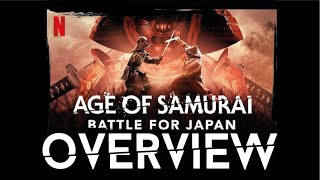 Ninja Historian Reviews Age of Samurai - overview