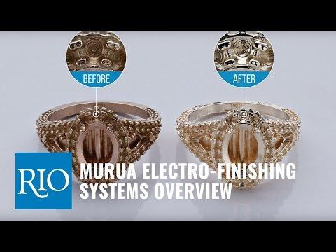Murua Electro Finishing Systems Overview ESLA