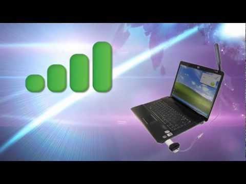 3G Signal Booster Mobile Broadband Dongle Modem Antenna