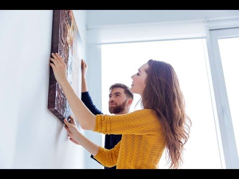 10 Cheap Ways to Fill Your Home with Art | Living Room Wall Decor Ideas