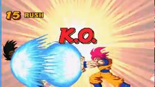 M U G E N Goku ui Test 10%