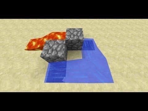 Double Cobblestone Generator in 6 Seconds -- Minecraft Invention
